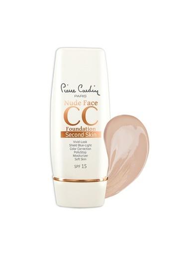 Pierre Cardin Nude Face CC Cream Spf 15 Medium Deep Fondöten Renksiz